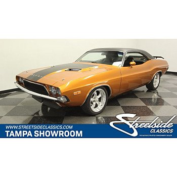 1973 Dodge Challenger for sale 101031438